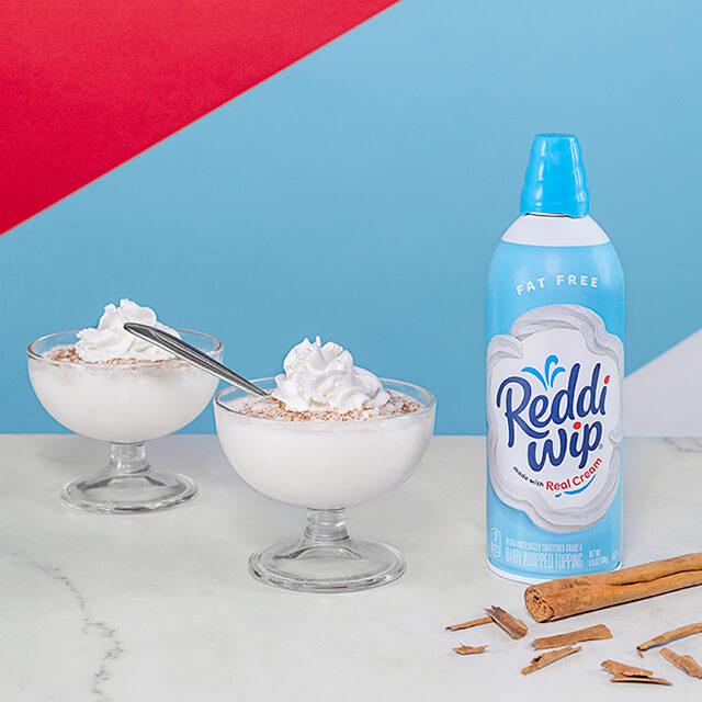 Arroz con leche de coco